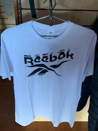 camiseta hombre Reebok talla S a 2 XL