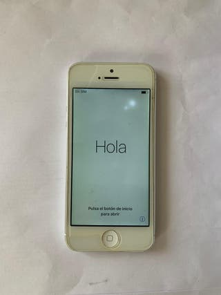 Iphone 5 Blanco