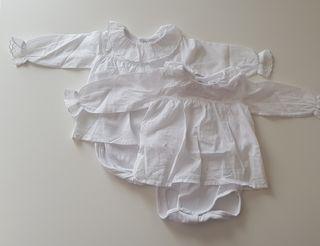 *QUEDA 1* Body camisa bebé T.6m