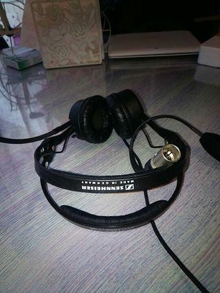 auriculares de aviación Sennheiser