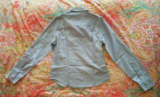 Camisa azul claro de Thomas Burberry