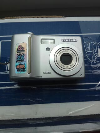 cámara digital Samsung