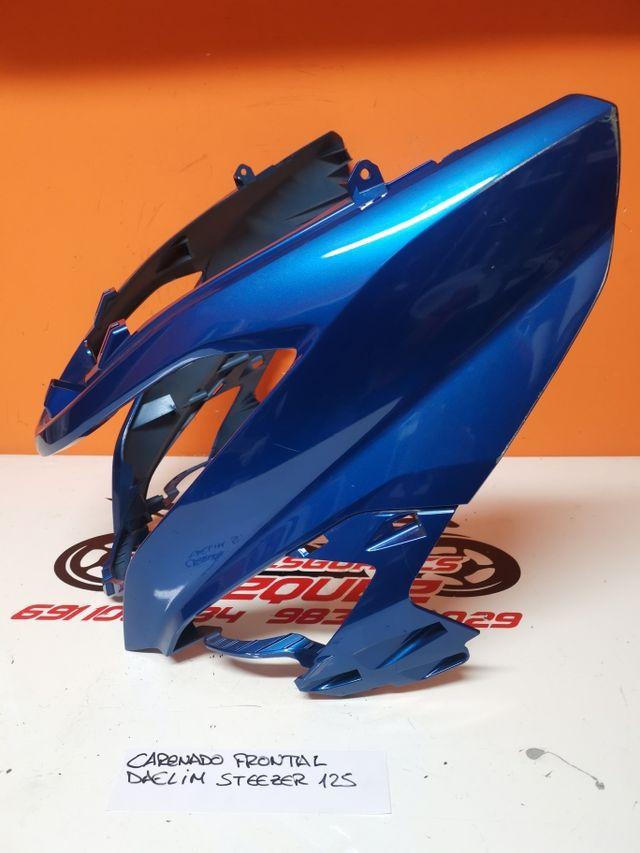 frontal Daelim Steezer 125
