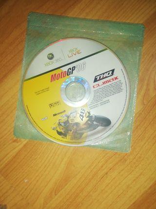 Xbox 360 Moto GP'06