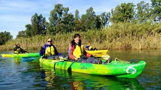 Kayak Rainbow Orca