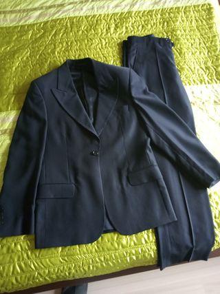 Traje novio (pantalón+chaqueta) Pepe Botella