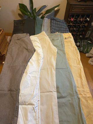 Pack de Pantalones hombre