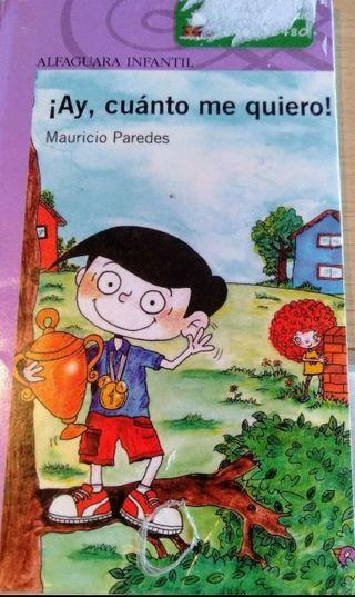 libros lectura niña niño