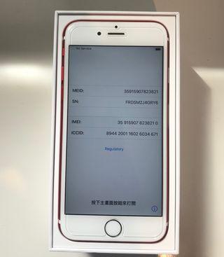 iPhone 6s 16GB Unlocked Red
