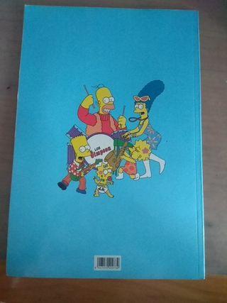 Cómic de los Simpsons