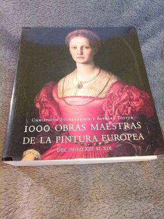 1000 obras pintura europea & arte retrato (Taschen