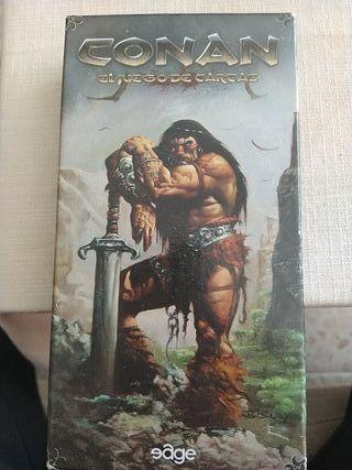 Conan el juego de cartas
