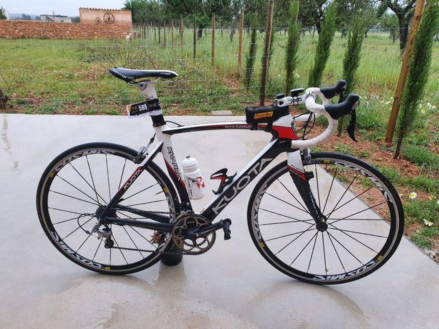 Bicicleta Kuota