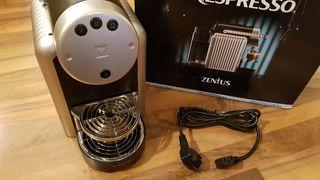 Cafetera Nespresso Zenius