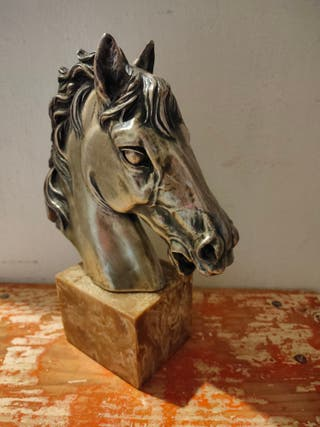 Busto caballo