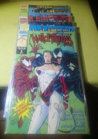Cómics Nikki Doyle wildthing 1995