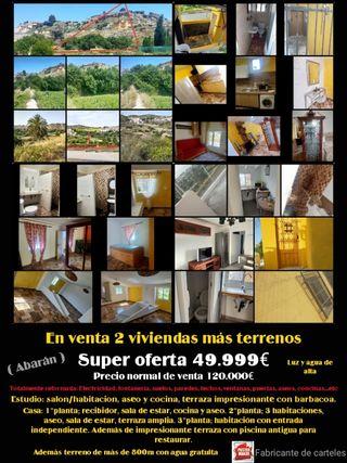 Casa + estudio + terreno