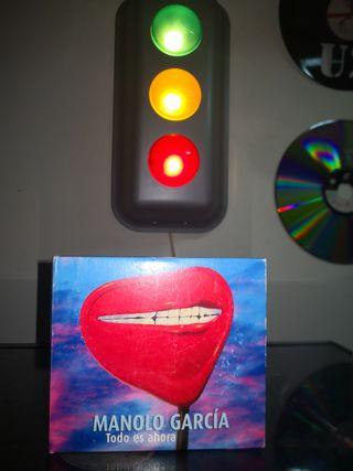 CD DOBLE MANOLO GARCIA