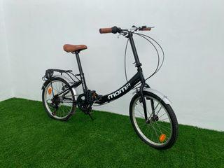 Bici MOMA plegable