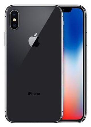 iPhone X 256 Gb - Gris Espacial - Garantía 2 anos