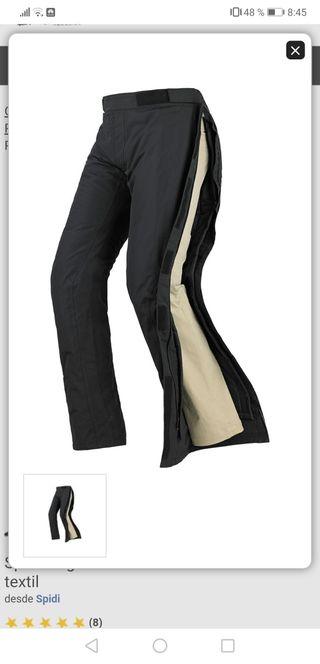 Pantalón moto Spidi Megarain Sobre pantalón