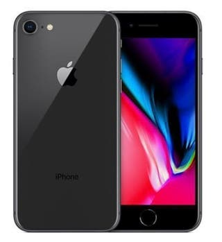 iPhone 8 64 Gb - Gris Espacial - Garantía 2 anos