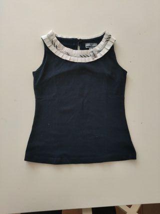 camiseta m/c de TIZZAS. talla 6