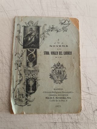 libro antiguo año1923