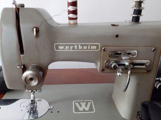 Máquina de coser , WERTHEIM
