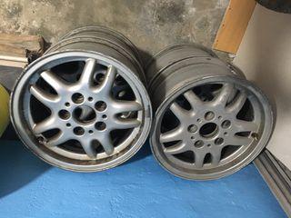 Llantas aluminio de 15 BMW 320