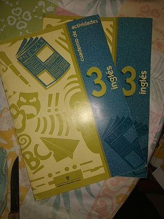 libro inglés de 3° ESPAD