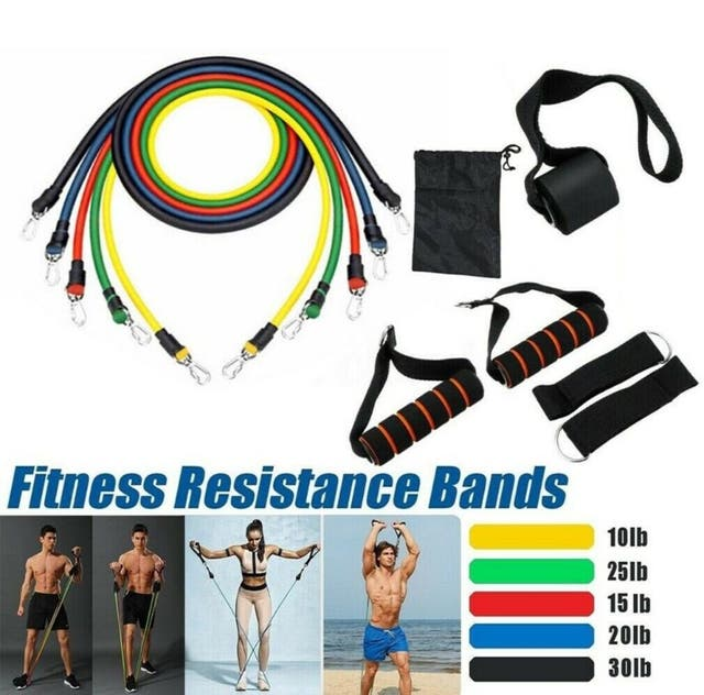 Resistance band can buy through my amazon link