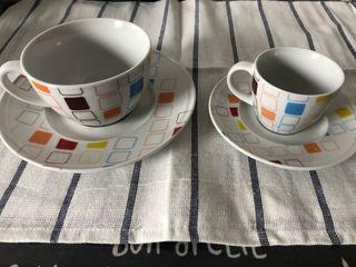Juego Café 12 tazas