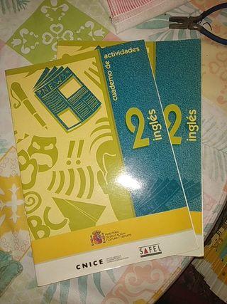 libro de inglés 2° ESPAD