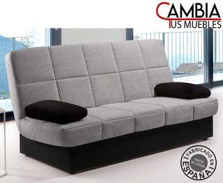 Sofá cama clic clac con arcon modelo Arc