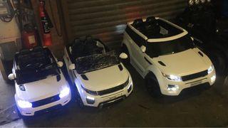 Range Rover hse sport big 12v age 3-7 new parent c