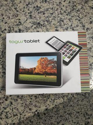 Libro electrónico-tablet