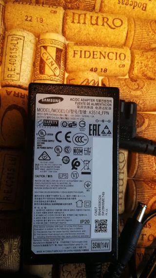 Cargador Samsung A3514_FPN televisores y deco