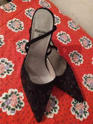 Zapatos de fiesta Melanie
