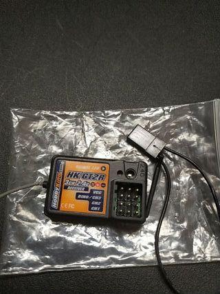 receptor 3 canales Hobbywing 2.4g