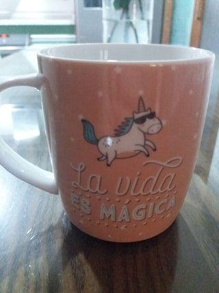 taza de imitacion de mr. wonderful