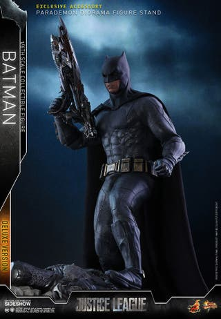 Batman Justice League Deluxe