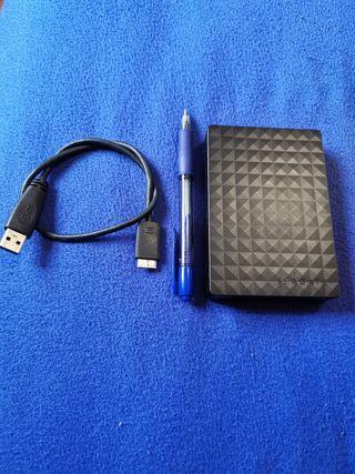 Disco USB 4TB