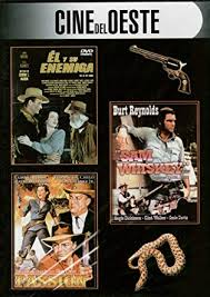 [Westerns: ]Él y su enemiga + Sam Whiskey + Pasión
