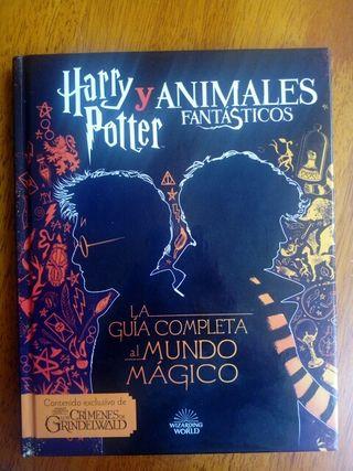 Libro 'Harry Potter y animales fantásticos'