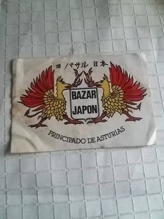 pegatina vintage