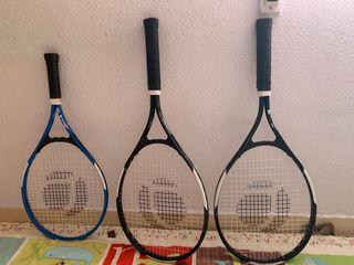 Raqueta tenis Decathlon