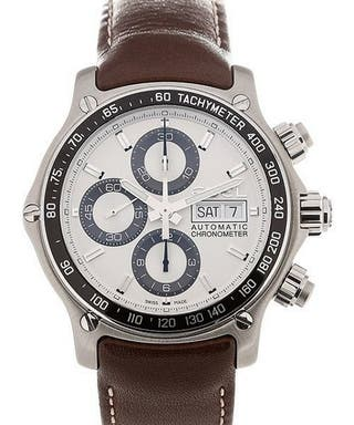 Reloj EBEL 1911 Discovery Crono Nuevo a Estrenar