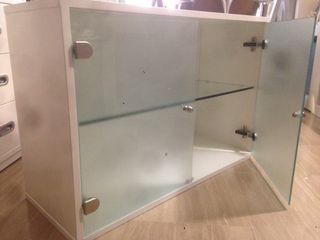 Armarios baño (2 unidades)