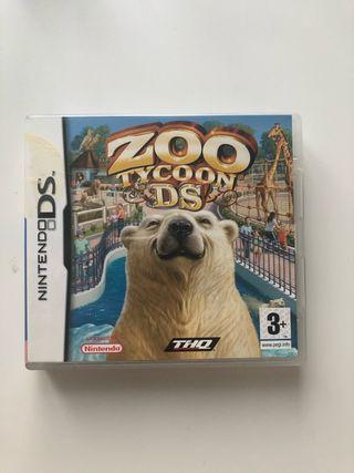Videojuego para la Nintendo DS